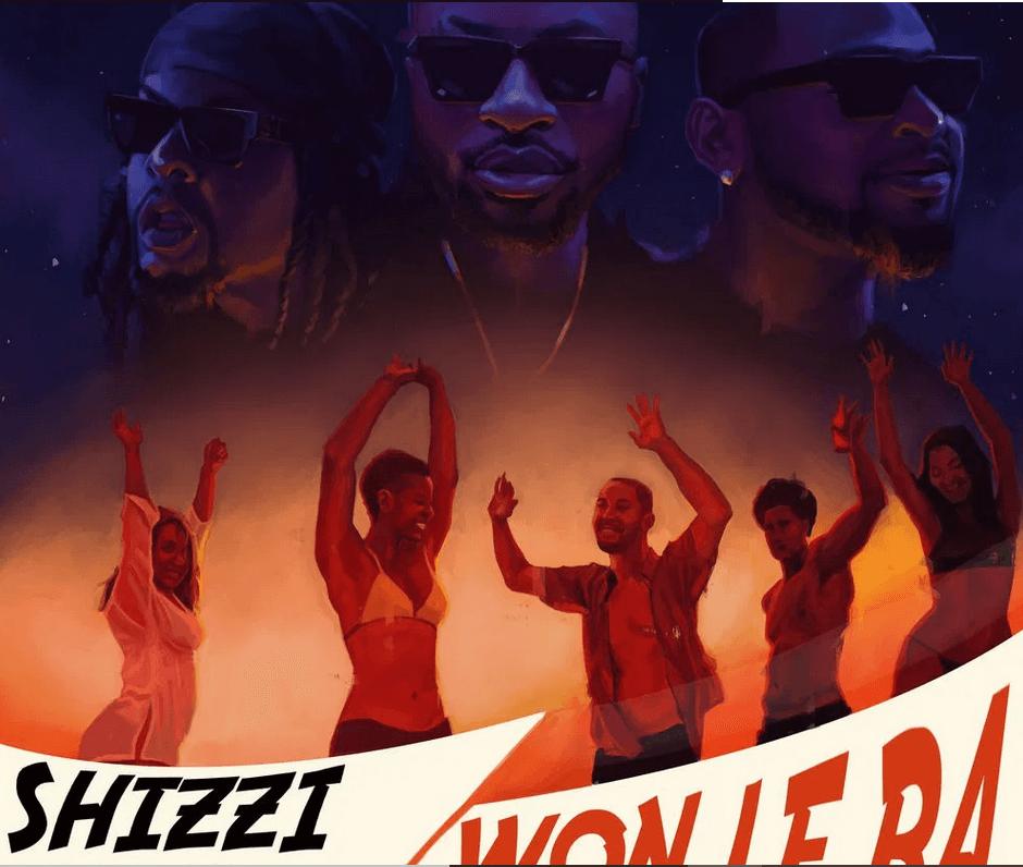 Download Shizzi - Won Le Ba Ft. Davido & Wale Mp3