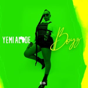 Download Yemi Alade - Boyz Mp3