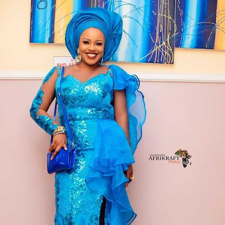 Bose Alao Omotoyosi Biography: Age, Husband, Movies & Pictures