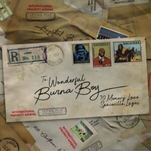 Download Burnaboy - Wonderful Mp3