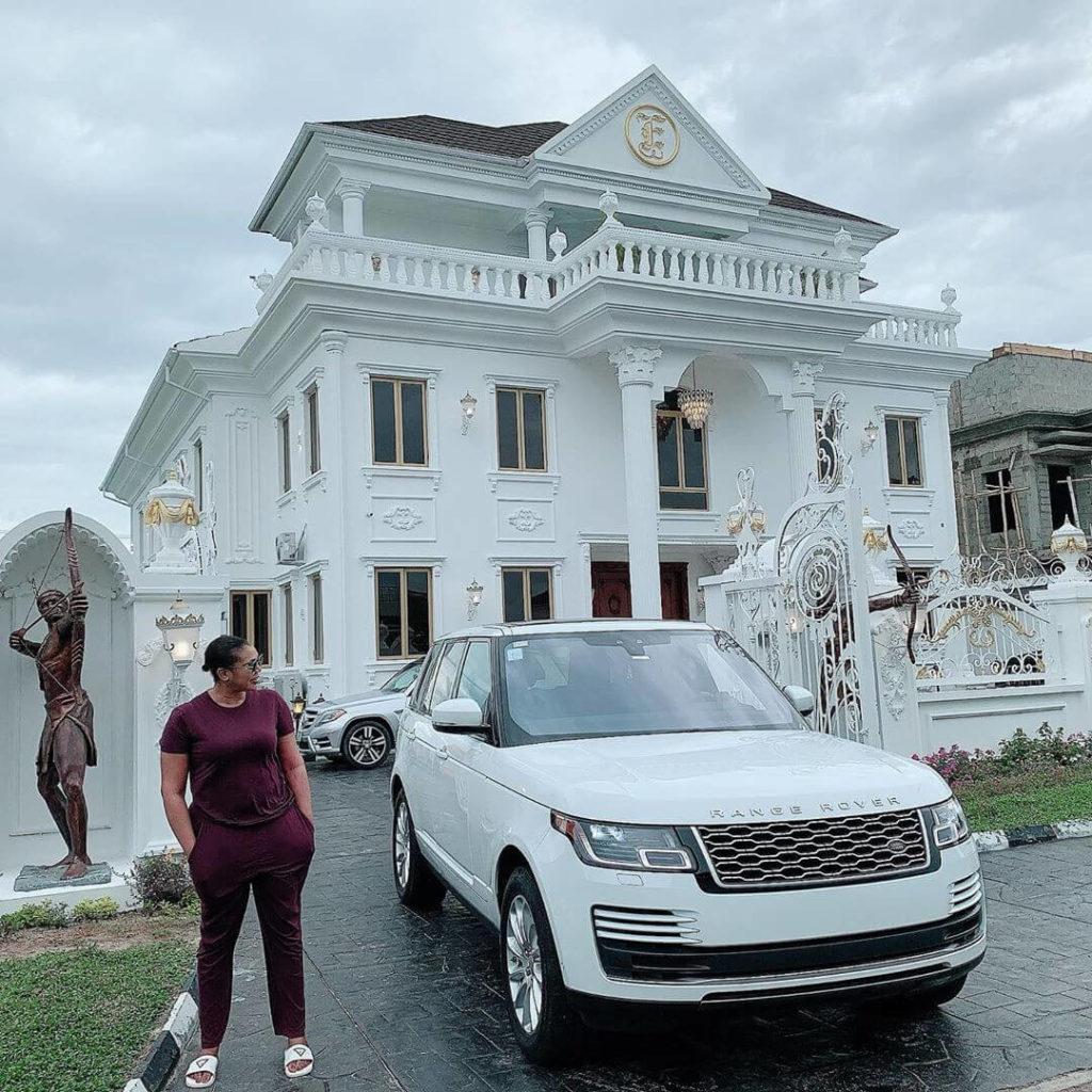 Ehi Ogbebor mansion