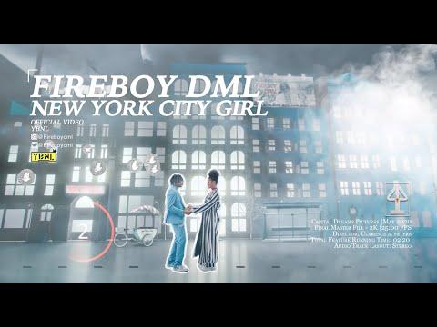 VIDEO: Fireboy DML - New York City Girl MP4
