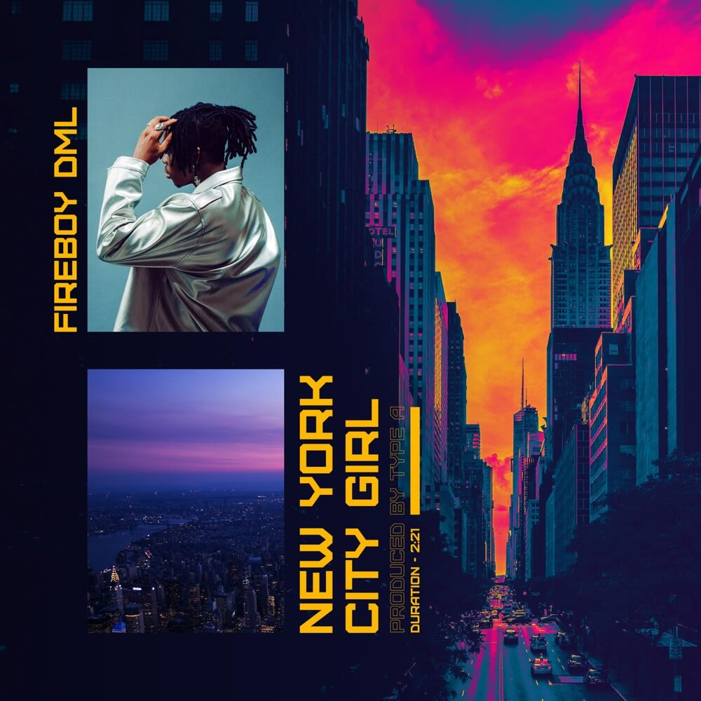 Download Fireboy DML - New York City Girl Mp3