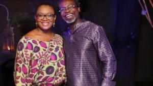 Kelechi Amdi-Obi and Wife