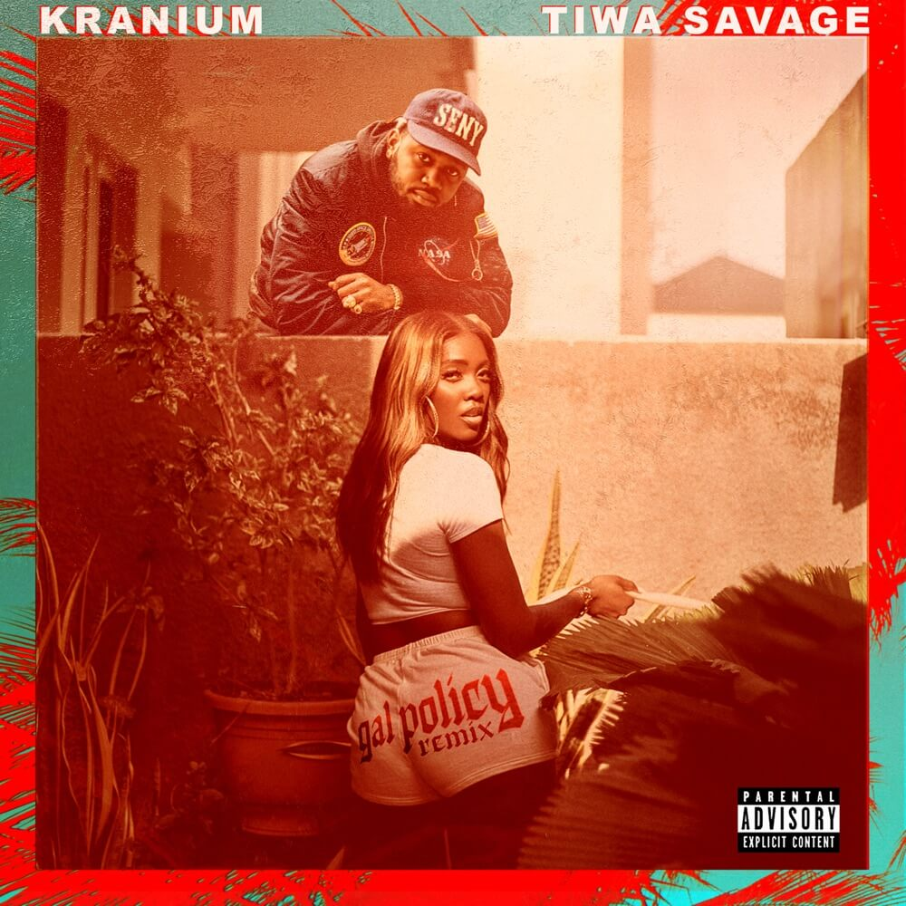 Download Kranium - Gal Policy (Remix) Ft. Tiwa Savage Mp3