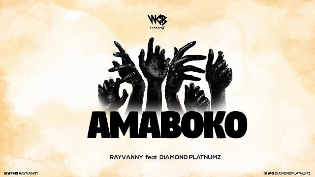 Download Rayvanny - Amaboko Ft. Diamond Platnumz Mp3