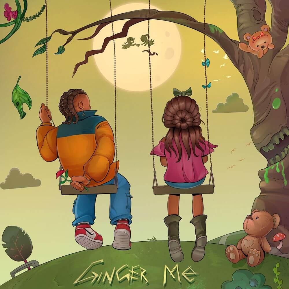 Rema - Ginger Me Lyrics