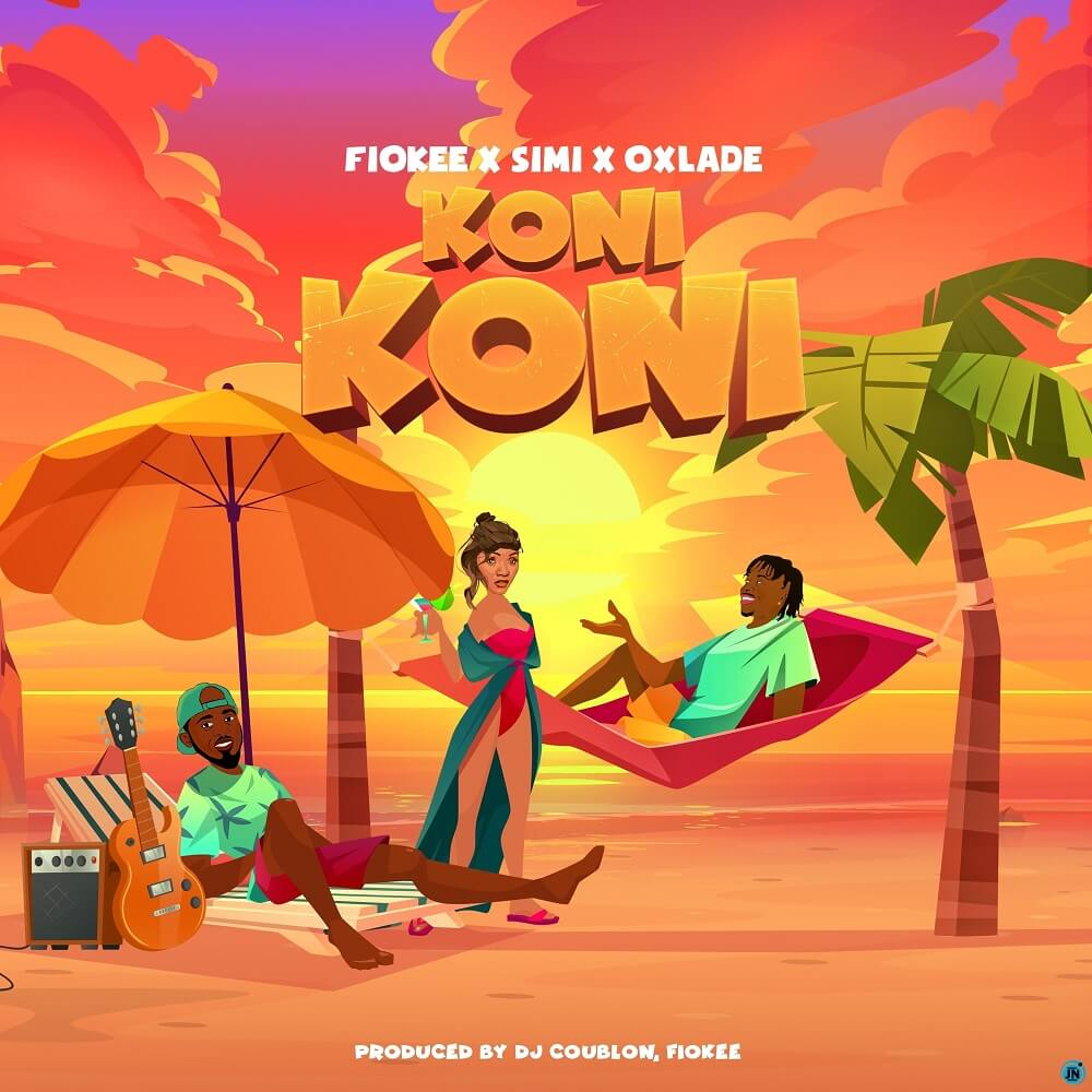 Download Fiokee - Koni Koni Ft. Simi, Oxlade Mp3