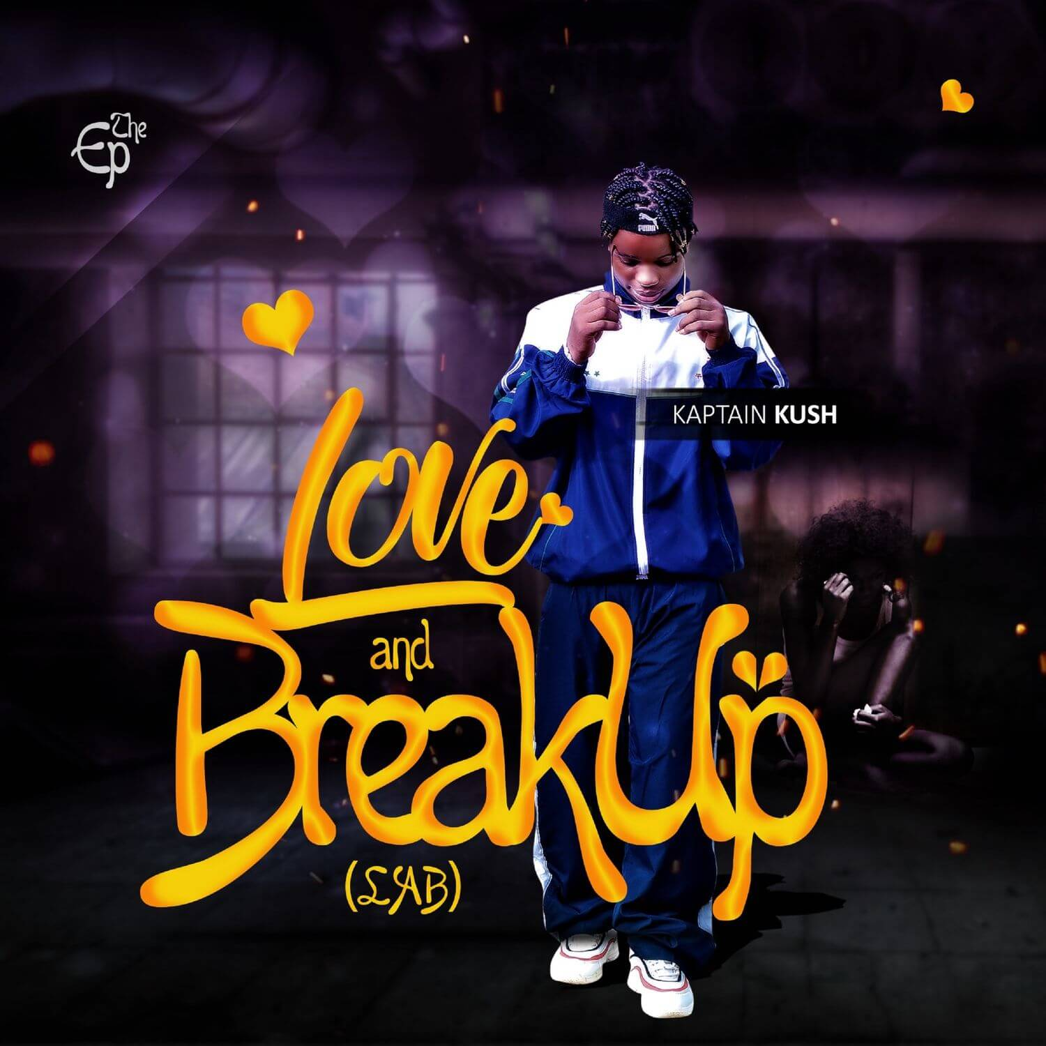 DOWNLOAD [ALBUM] Kaptain Kush - Love And Breakup (L.A.B) Mp3