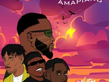 Download DJ Nepteune - Nobody (Amapiano Remix) Ft. Mr Eazi, Joeboy, Focalistic Mp3