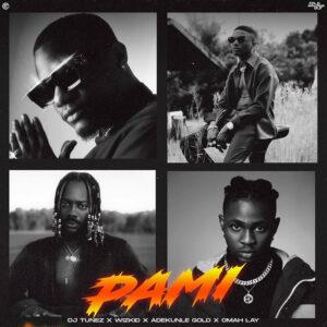 Download DJ Tunez - Pami Ft. Wizkid. Adekunle Gold, Omah Lay Mp3 Audio