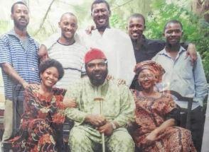 Edochie-Family