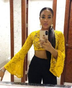 Meet BBNaija Erica Biography: Age, Family & Pictures