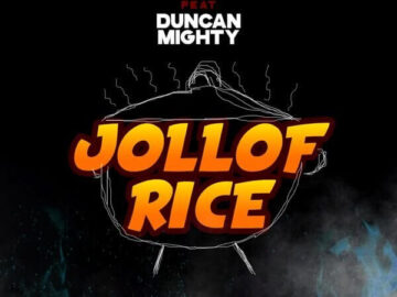 Download Erigga - Jollof Rice Ft Duncan Mighty Mp3 Audio