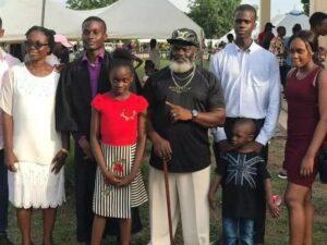 Harry B Anyanwu Family