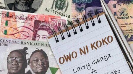 Download Larry Gaaga - Owo Ni Koko Ft. Umu Obiligbo Mp3