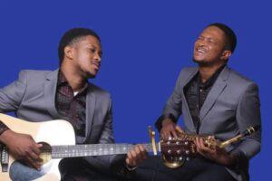 Lawrence and Godswill Oyor