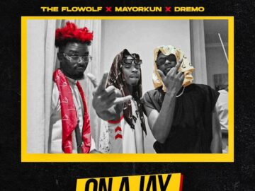 Download The Flowolf - On A Jay Ft. Mayorkun, Dremo Mp3