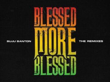 DOWNLOAD Buju Banton Ft. Patoranking - Blessed Remix MP3