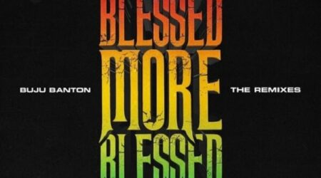 DOWNLOAD Buju Banton Ft. Patoranking - Blessed Remix MP3