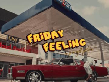DOWNLOAD Fireboy DML - Friday Feeling MP3