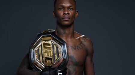 Israel Adesanya Biography: Age, Height, Wife, Net Worth & Pictures