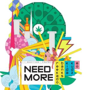 DOWNLOAD: Reedado Banks - Need More Ft. Kida Kudz, EO MP3
