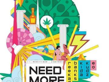 DOWNLOAD: Reedado Banks - Need More Ft. Kida Kudz, EO MP3