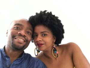 Thabiso TT Tema and Wife