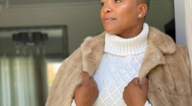 Zandi Nhlapo Biography: Age, Husband, Daughter & Pictures