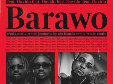 DOWNLOAD: Ajebo Hustlers - Barawo (Remix) Ft. Davido
