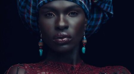Ajuma Nasenyana Biography: Age, Family, Height, Husband, Net Worth & Pictures
