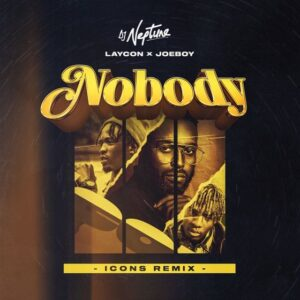 DOWNLOAD: DJ Neptune - Nobody (Icons Remix) Ft. Laycon, Joeboy