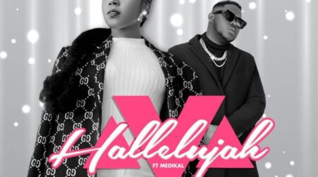 DOWNLOAD: MzVee - Halleluyah Ft. Medikal