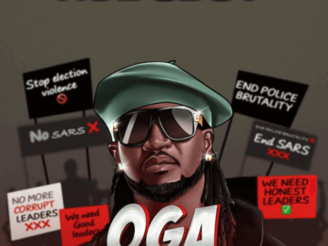 DOWNLOAD MP3: Rudeboy - Oga
