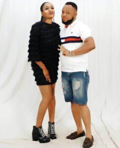 Sobowale Oreoluwa and her husband