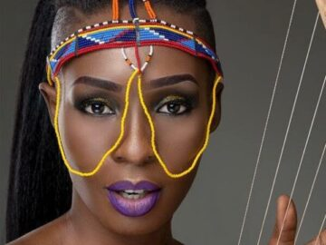 Cindy Sanyu Biography, age, family, parents, songs, pictures