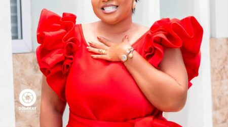 Empress Gifty Osei Biography: Profile, Age, Husband, Songs, pictures