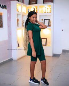 Jackline Mensah Picture