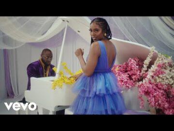 VIDEO: Tiwa Savage - Park Well Ft. Davido MP4 download