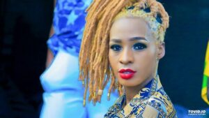 Cindy Sanyu Picture