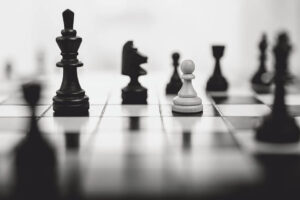 Chess is just one of the classic board games that has been given a turbo boost thanks to online games developers
