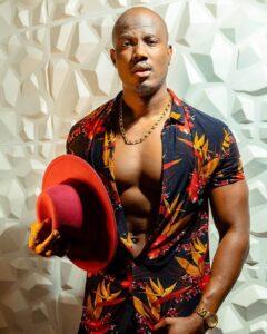 Joseph Momodu Picture