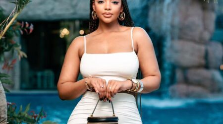 Mihlali Ndamase Biography: Age, Boyfriend, Twerking, Net Worth & Photos