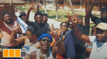 Shatta Wale - 1 Don MP4 Download