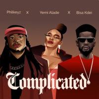 Download Philkeyz - Complicated Ft. Yemi Alade, Bisa Kdei mp3 Audio