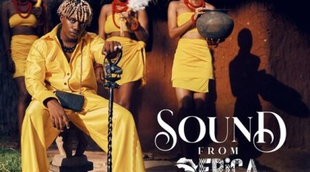 Rayvanny - Sound from Africa album MP3 DOWNLOAD