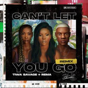 Download Stefflon Don - Can't Let You Go (Remix) Ft. Rema, Tiwa Savage Mp3 Audio