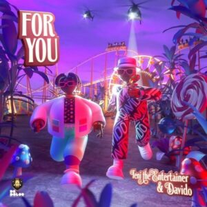 Download Teni - For You Ft. Davido Mp3/Mp4