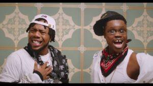 DOWNLOAD VIDEO: Dandizzy Feat. Bad Boy Timz - Denge Pose Mp4